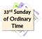 33rd-sunday-ordinary-time-hymn-suggestions