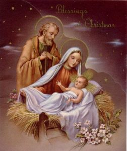 Christmas Mass Times In Ss. Peter & Paul's Parish