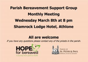 Bereaved Group Flyer