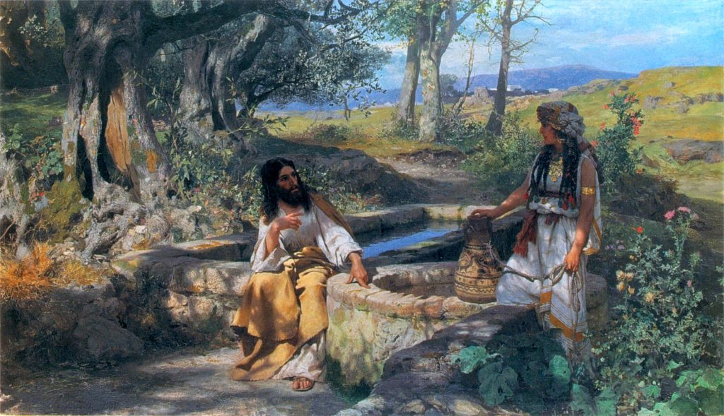 Christ_And_Samaritan_Woman