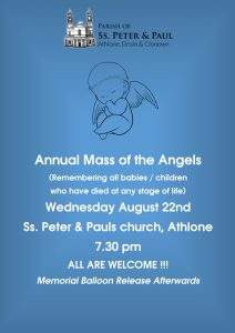 Porch Poster Mass of the Angels 2018