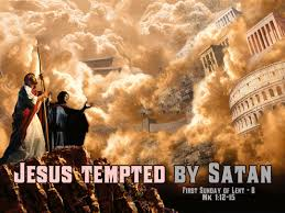 Jesus Tempted 1